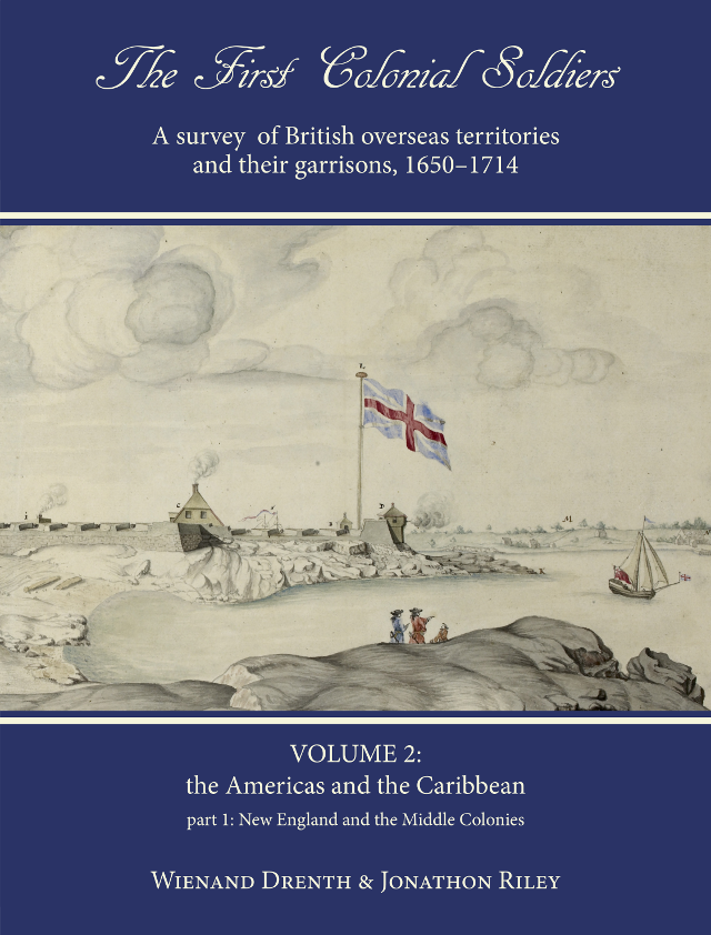 The First Colonial Soldiers, Volume 2, part 1